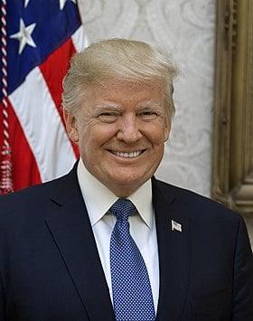 Дональд Трамп - 45-й президент США