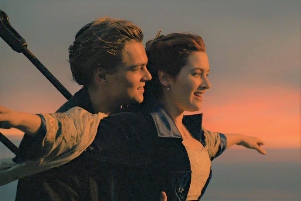 Леонардо Ди Каприо и Кейт Уинслет показывают, что такое любовь