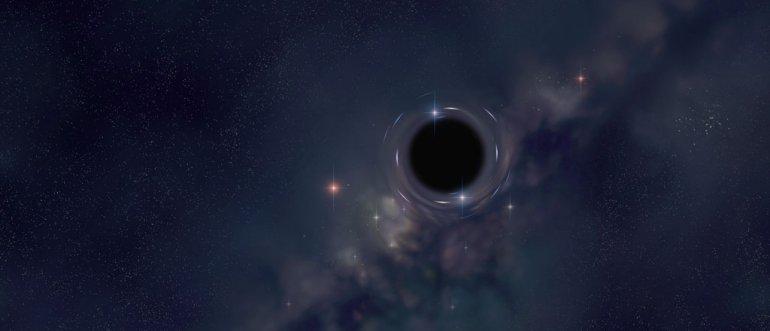 стихи об одиночестве - черная дыра