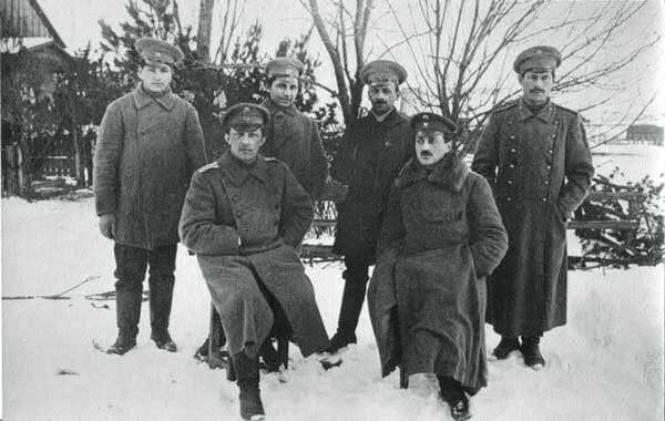 Александр Блок на Первой Мировой войне