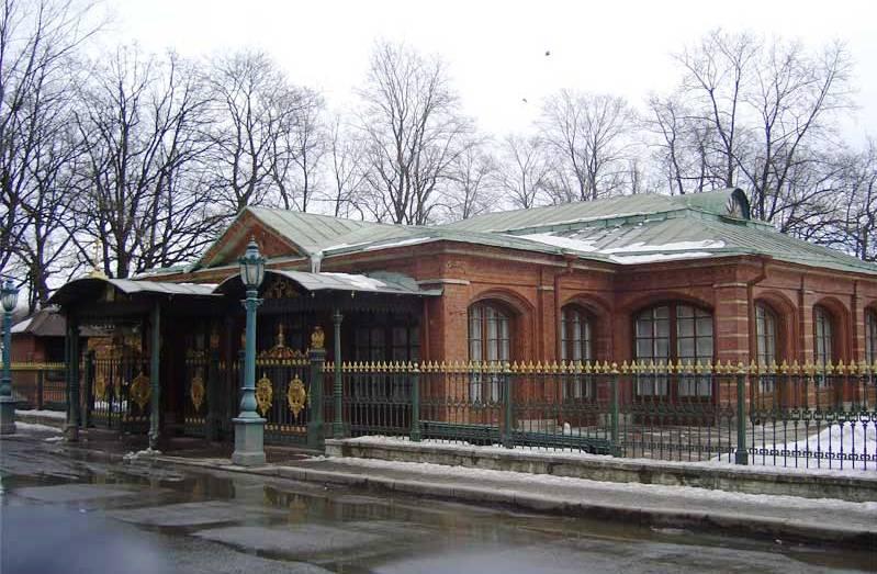Северная Столица, Домик Петра Первого