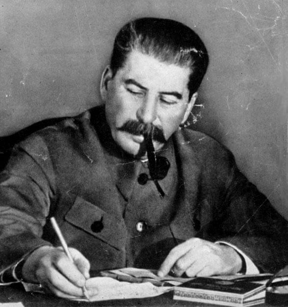 Битва за Москву Сталин