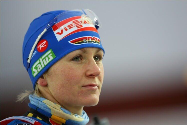 Martina Glagow (Beck) - 05.12.2009, Oestersund, Sweden