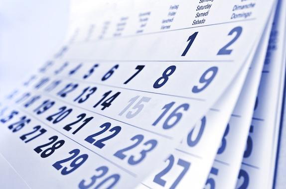 Календарь для сочинения на тему время