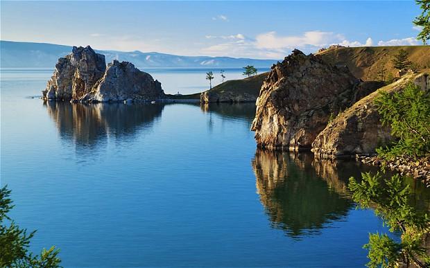 Озеро Байкал 2