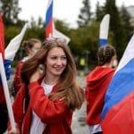 """Стихотворение """"Моя Россия"""""""