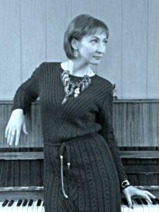 Поэтесса Мила Машнова